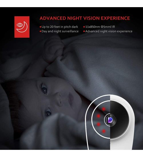 Victure-1080P-FHD-Baby-Monitor-Pet-Camera-2.4G-601